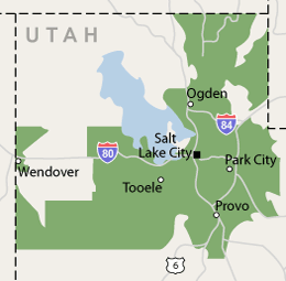 Comfort Systems USA Intermountain Service Area  Utah